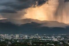 Chiangmai Stadt Stockbild