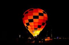 CHIANGMAI TAILÂNDIA 26 DE NOVEMBRO: Balão internacional F de Tailândia Fotos de Stock