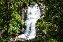 Chiangmai Tailandia de la cascada de Sirithan Imagenes de archivo