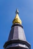 Chiangmai Tailandia de la pagoda de Naphapholphumisiri Imagen de archivo libre de regalías