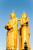 Chiangmai Tailandia del sumpanyu del wat de Gloden Buda Fotografía de archivo libre de regalías