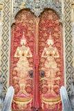 Chiangmai Tailandia di stile di arte Fotografia Stock