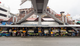 CHIANGMAI, TAJLANDIA - 26 Lipiec, 2017: Warorot rynek, Chiang Mai, Zdjęcie Royalty Free