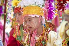 Poi Sang Long festival Stock Image