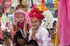 Poi Sang Long festival Stock Images