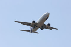 CHIANGMAI / THAILAND- FEBRUARY 5 2014 : HS-TDK Boeing 737-400 of Stock Image