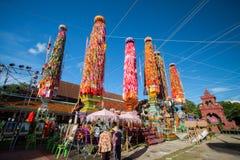 CHIANGMAI-THAILAND; Na SEP 05,2014; Wiele ludzie łączyć blogu festiwal Obrazy Stock
