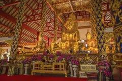 Wat Suan Dok, Chiangmai, Thailand royalty free stock photo