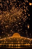CHIANGMAI,THAILAND- NOV 10-2009: Royalty Free Stock Photo