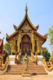 CHIANGMAI, THAILAND - NOVEMBER 30 : Wat Chedi Ngam building and Stock Photos