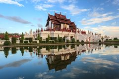 Chiangmai Thailand Royalty Free Stock Photo