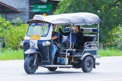 Chiangmai van de Tuk tuk taxi Royalty-vrije Stock Fotografie