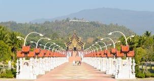Chiangmai Wat Стоковые Фотографии RF