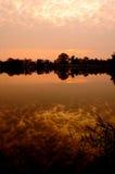 chiangmai wschód słońca Thailand Obrazy Royalty Free