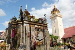 Chiangmaistation Royalty-vrije Stock Afbeeldingen