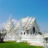 Chiangrai do khun do rong de Wat fotos de stock