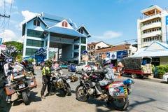 CHIANGRAI, TAILÂNDIA - 31 DE OUTUBRO: Measai Chiangrai Tailândia Foto de Stock Royalty Free