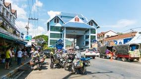 CHIANGRAI, TAILÂNDIA - 31 DE OUTUBRO: Measai Chiangrai Tailândia Fotos de Stock