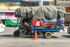 CHIANGRAI, TAILÂNDIA - 31 DE OUTUBRO: Measai Chiangrai Tailândia Imagens de Stock Royalty Free