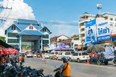 CHIANGRAI, TAILÂNDIA - 31 DE OUTUBRO: Measai Chiangrai Tailândia Imagem de Stock Royalty Free