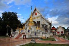 Chiangrai tempel Lampang Thailand Royaltyfri Foto