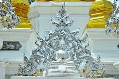 Chiangrai temple at Lampang, Thailand Royalty Free Stock Photos