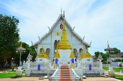 Chiangrai temple at Lampang, Thailand Stock Photos