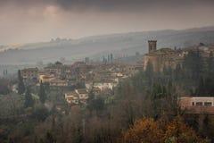 Chianni, Пиза, Тоскана - Италия стоковое изображение