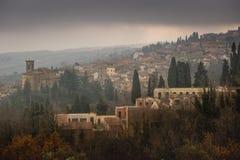 Chianni, Пиза, Тоскана - Италия стоковые изображения