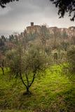 Chianni, Пиза, Тоскана - Италия стоковое изображение rf