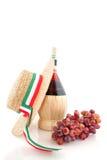 Chianti de Italia Fotos de archivo
