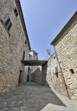 chianti Italy radda Tuscany Zdjęcie Royalty Free
