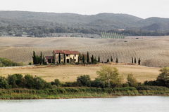 Chianti panorama Royalty Free Stock Photo