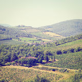 Chianti Region Royalty Free Stock Photos