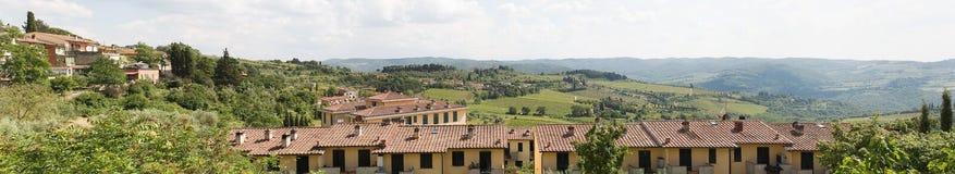 Chianti Region Royalty Free Stock Photography