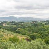 Chianti, Toscane Photographie stock libre de droits