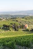 Chianti, Toskana Lizenzfreie Stockfotografie