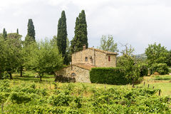 Chianti, Tuscany Royalty Free Stock Photos