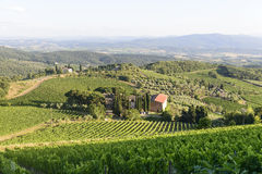 Chianti, Tuscany Stock Photos