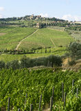 Chianti, Tuscany Stock Photo