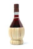 Chianti Wine. Wine Chianti on white background Royalty Free Stock Image