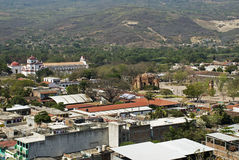 Chiapa de Corzo in Chiapas Stock Photography