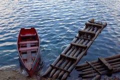 Chiapas. Montebello Lagoon in Chiapas, Mexico royalty free stock photos