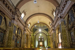 chiapas kościoła zdjęcia royalty free