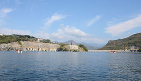 Chiapas Mexico Chicoasen Hydroelectric Plant Stock Photos