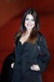 Chiara Di Giacomo su tappeto rosso Fotografia Stock