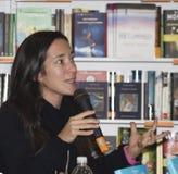 Chiara gamberale italian writer present her book Stock Photos