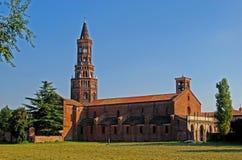 chiaravalle Италия аббатства Стоковые Фото