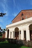 Chiaravalle abbey in Milan, Italy Stock Photo