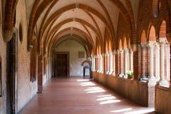 Chiaravalle Kloster Stockfotografie